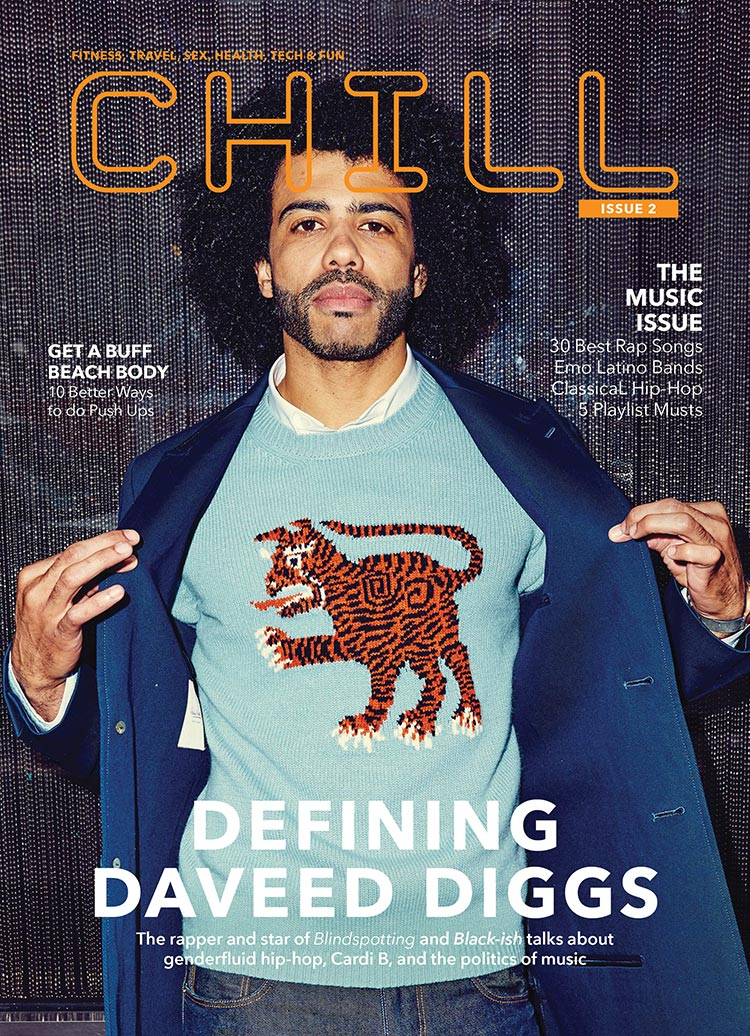 Cover Story/Daveed Diggs TKTK