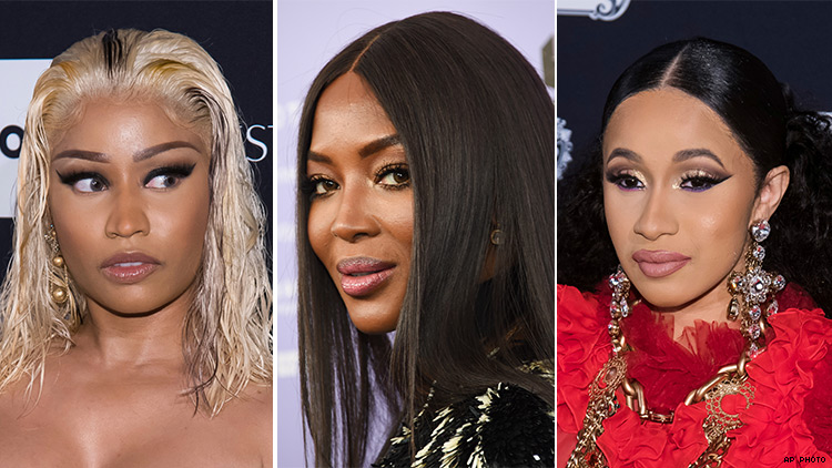 Naomi Throws Shade at Cardi, Nicki, and Kendall