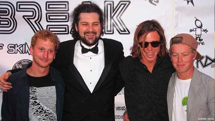Tony Hawk, Brad Domke, and Other Board Legends Love 'Shorebreak'