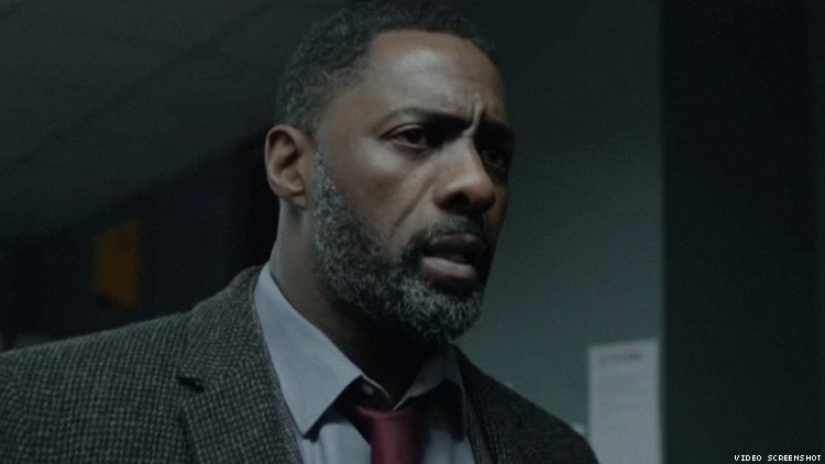 Idris Elba as 'Luther' is Back for Season 5