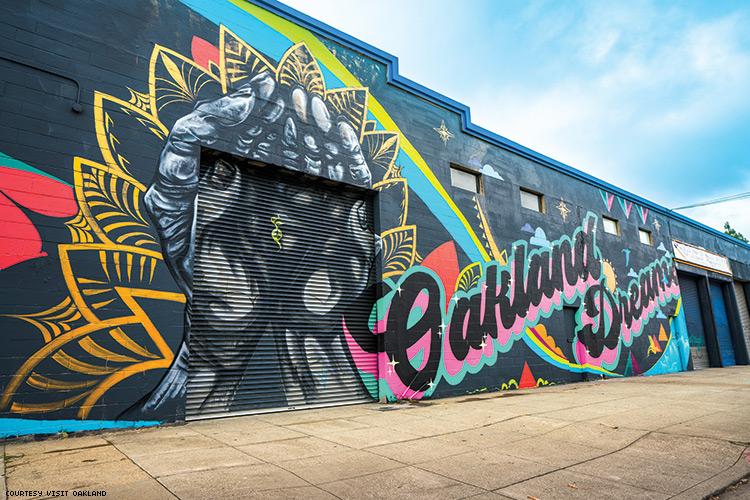 Oakland Mural Festival 2018 1