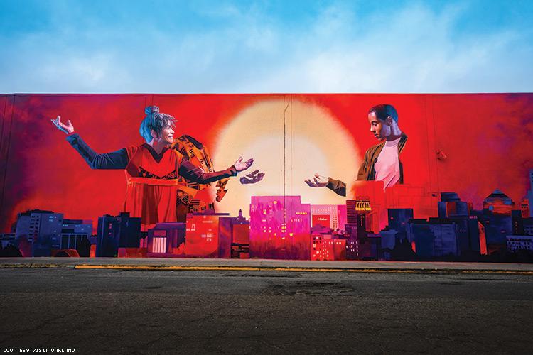 Oakland Mural Festival 2018