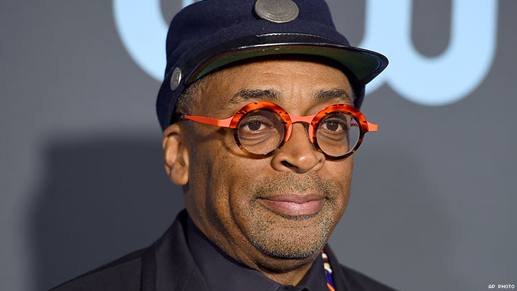 Spike Lee Gets First Oscar Nom for Directing