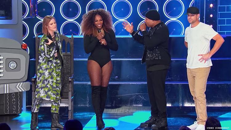 """Lip Sync Battle"" Sneak Peek with Brooklyn Decker ft. Serena Williams"