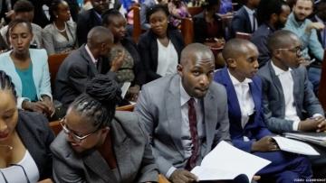 Kenyan Activists Seek to Decriminalize Homosexuality