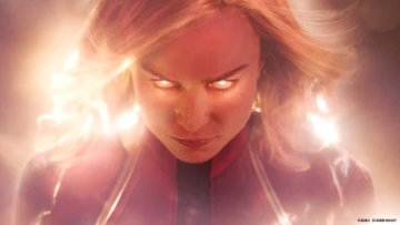 Marvel Just Dropped The Hottest Captain Marvel Trailer