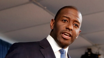 Clinton Adds To Gillum's Star Power in Florida's Race for Governor
