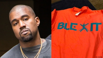 """Kanye Calls For Black """"Blexit"""" From Democratic Party"""