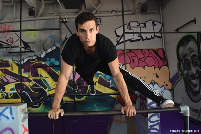 5 Really Badass Parkour Trainers in New York