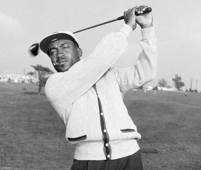 CHARLIE SIFFORD:  First Black PGA Golfer