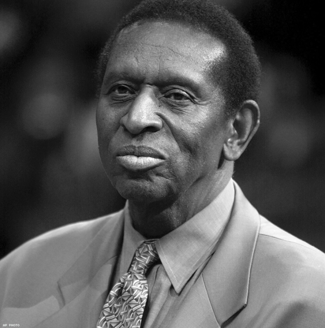 EARL LLOYD: First Black Athlete to Play in the National Basketball Association