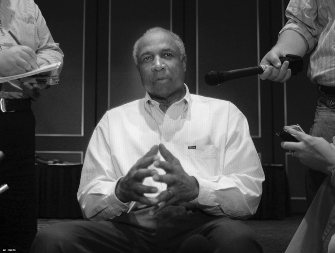 FRANK ROBINSON: Major League Baseball's First African-American Manager