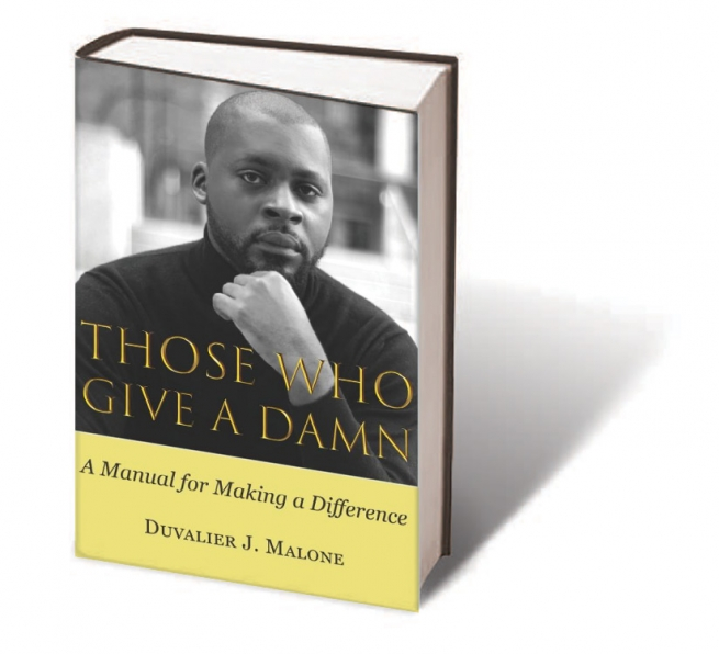 Those Who Give a Damn: A Manual for Making a Difference