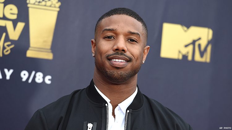 Michael B. Jordan Seeks Therapy After Filming Black Panther