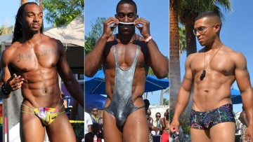 NoRal Apparel puts on the sexiest fashion show, which will be a highlight of the upcoming retreat in Palm Springs, Calif.
