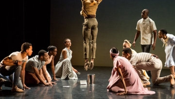 This Queer Black Choreographer Has Turned Nelson Mandela's Life Into a Ballet