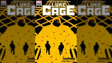 Marvel's LUKE CAGE Comic Continues Exploration of CTE