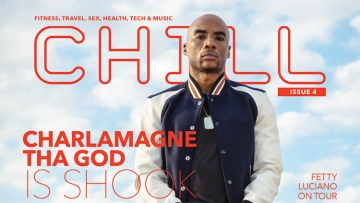 CHARLAMAGNE COVER