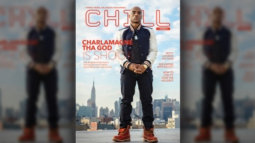 CHILL #4 COVER