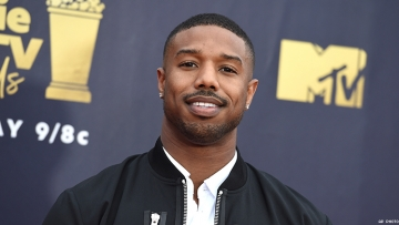 Michael B. Jordan Seeks Therapy After Filming Black Panther