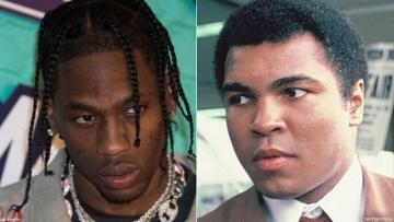 Black Airport News: From Muhammad Ali and Travis Scott
