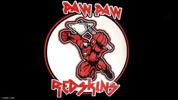 PAWPAW REDSKINS T-SHIRT