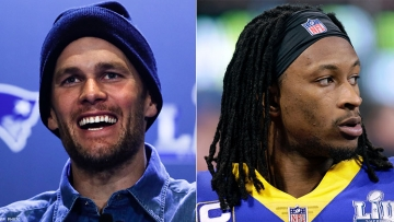 Brady, Super D, and Where Was Todd Gurley?