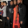 Juan and Gee Small with Pose's Angelica Ross