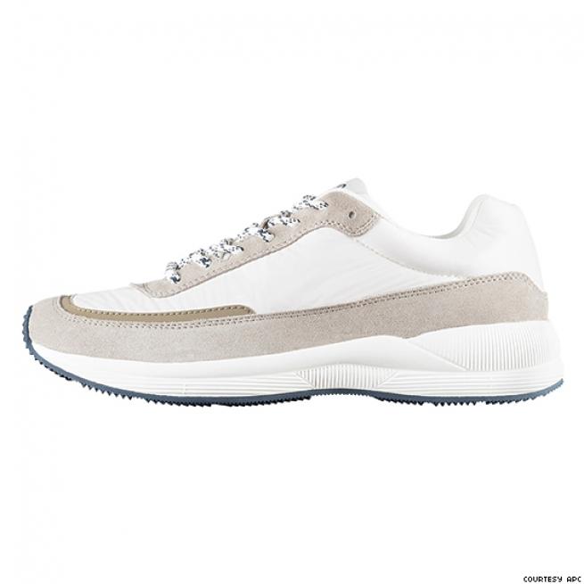 A.P.C. Men's Running Shoes