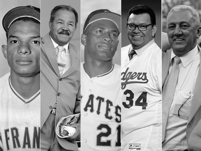 These five players helped make baseball truly an all-American game
